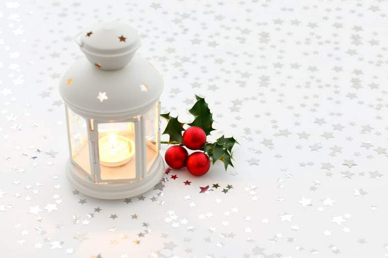 bougie décorative