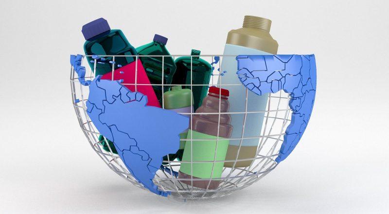 fabrication d'objets recylables